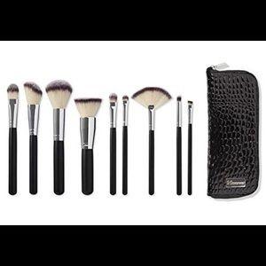 Morphe 6 Piece Deluxe MakeUp Brush Set